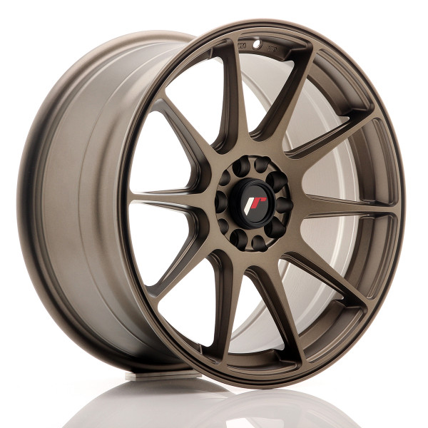 JR Wheels JR11 17x8,25 ET35 5x100/108 Matt Bronze