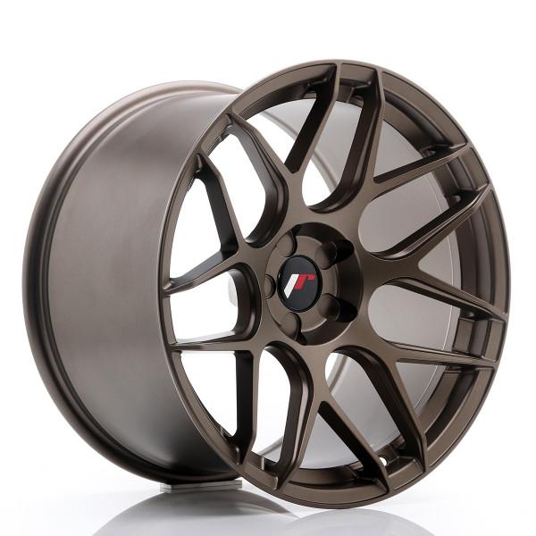 JR Wheels JR18 19x11 ET15-30 5H BLANK Matt Bronze