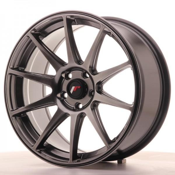 JR Wheels JR11 18x8,5 ET35 4x100 Dark Hyper Black