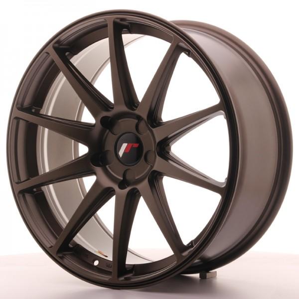 JR Wheels JR11 20x8,5 ET35 5H BLANK Matt Bronze