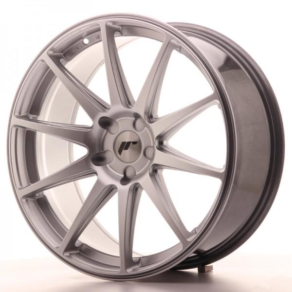 JR Wheels JR11 20x8,5 ET35 5H BLANK Hyper Silver