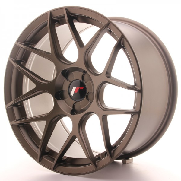 Japan Racing JR18 18x9,5 ET30-40 5H Blank Matt Bro