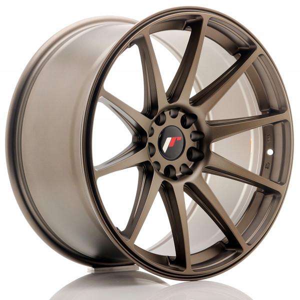 JR Wheels JR11 19x9,5 ET35 5x112/114,3 Bronze