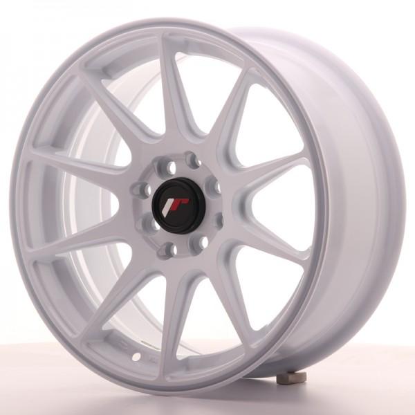 JR Wheels JR11 16x7 ET25 4x100/108 White