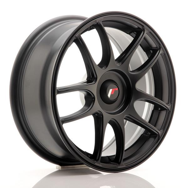 JR Wheels JR29 16x7 ET20-42 BLANK Matt Black