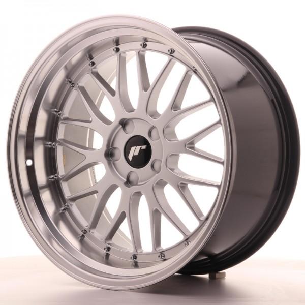 JR Wheels JR23 20x10,5 ET15-25 5H BLANK Hyper Silver w/Machined Lip