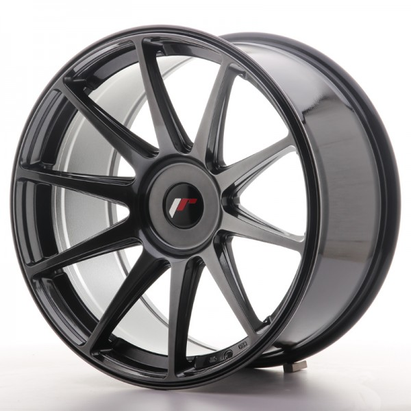 Japan Racing JR11 19x9,5 ET22-35 Blank Hyper Black