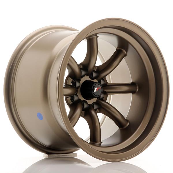 JR Wheels JR19 15x10,5 ET-32 4x100/114 Bronze
