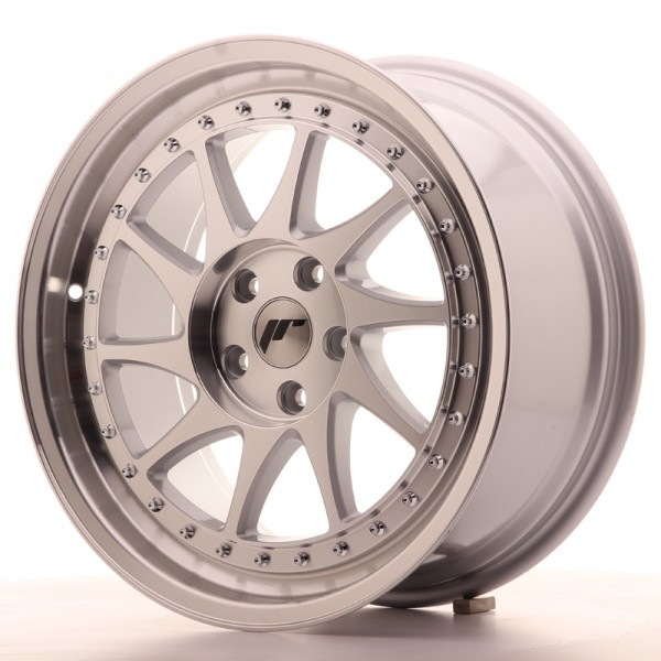 Japan Racing JR26 18x8,5 ET40 5x114,3 Silver Machi