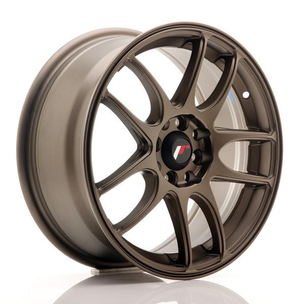 JR Wheels JR29 16x7 ET40 4x100/108 Matt Bronze