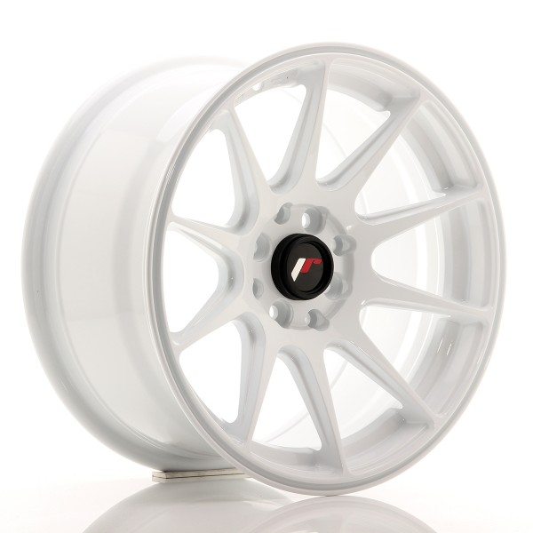 JR Wheels JR11 16x8 ET25 4x100/114 White