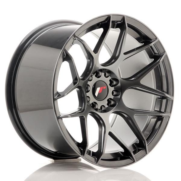 JR Wheels JR18 18x10,5 ET22 5x114/120 Hyper Black