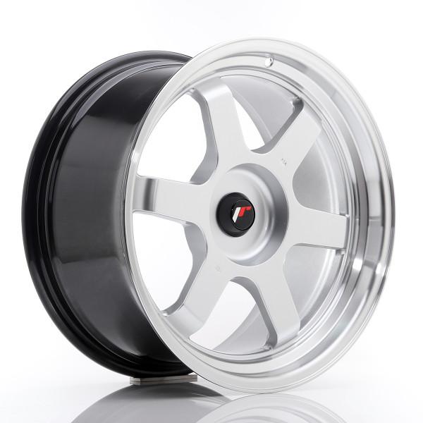 JR Wheels JR12 18x9 ET25-27 BLANK Hyper Silver