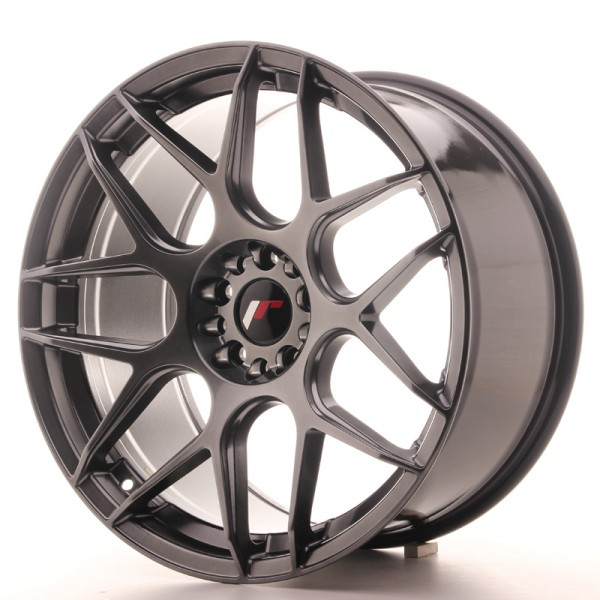 JR Wheels JR18 19x9,5 ET35 5x100/120 Hyper Black