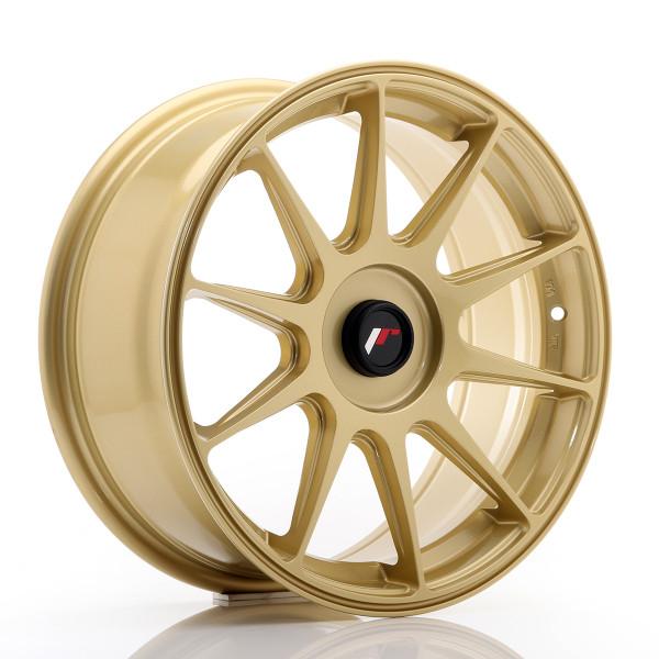 JR Wheels JR11 17x7,25 ET35-40 BLANK Gold