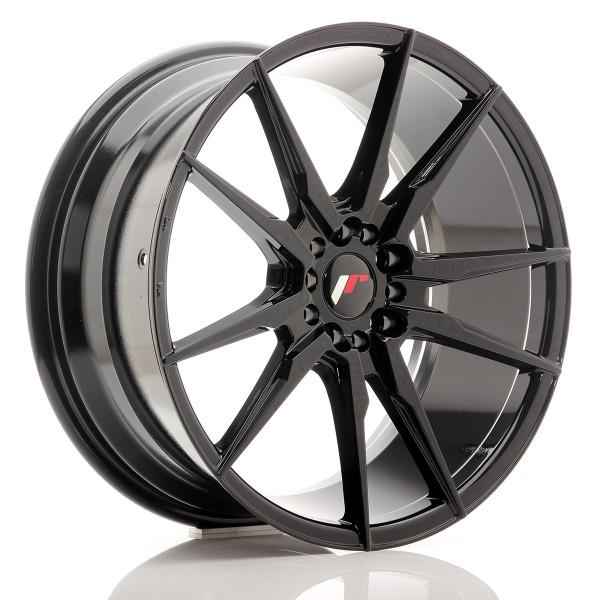 JR Wheels JR21 19x8,5 ET40 5x112/114 Gloss Black
