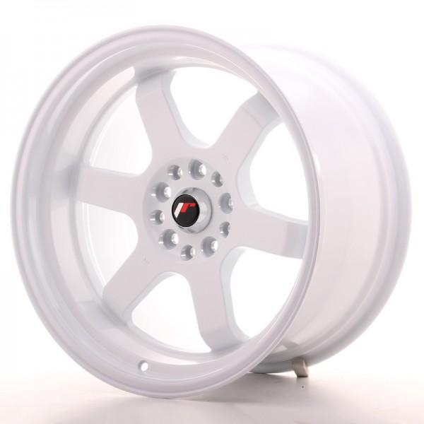 Japan Racing JR12 18x10 ET25 5x100/120 White
