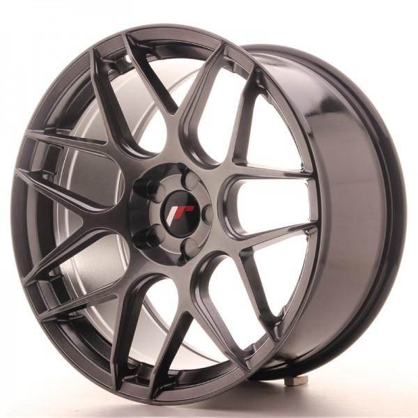 JR Wheels JR18 19x9,5 ET22-35 5H BLANK Hyper Black