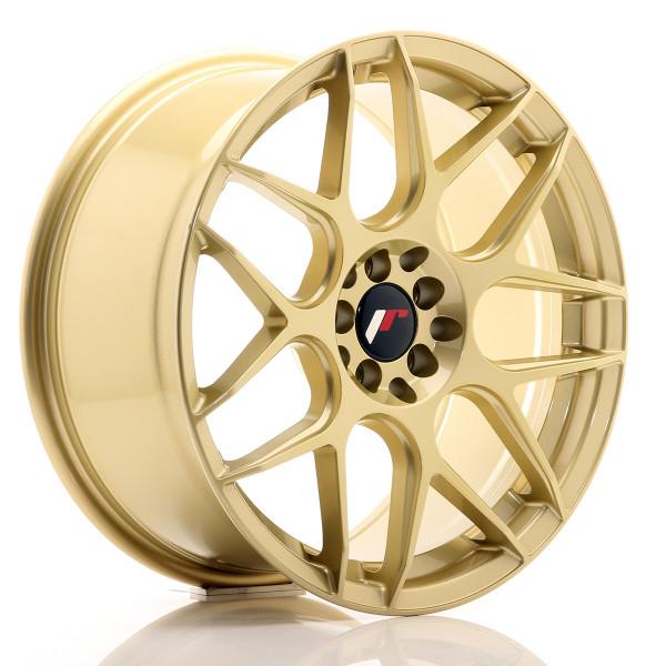 JR Wheels JR18 18x8,5 ET35 5x100/120 Gold