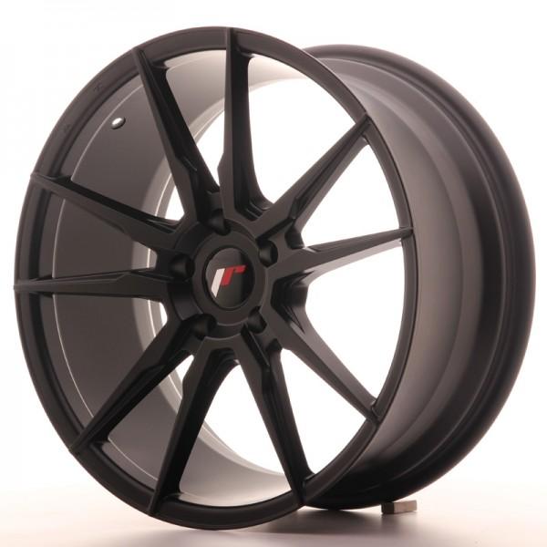 JR Wheels JR21 19x8,5 ET40 5x112 Matt Black