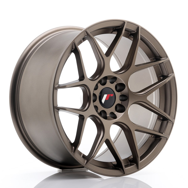 JR Wheels JR18 18x9,5 ET40 5x112/114 Matt Bronze