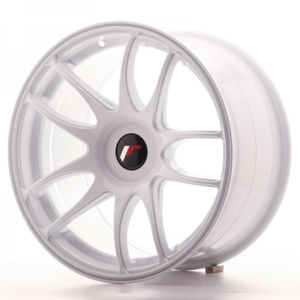 JR Wheels JR29 17x9 ET20-38 BLANK White