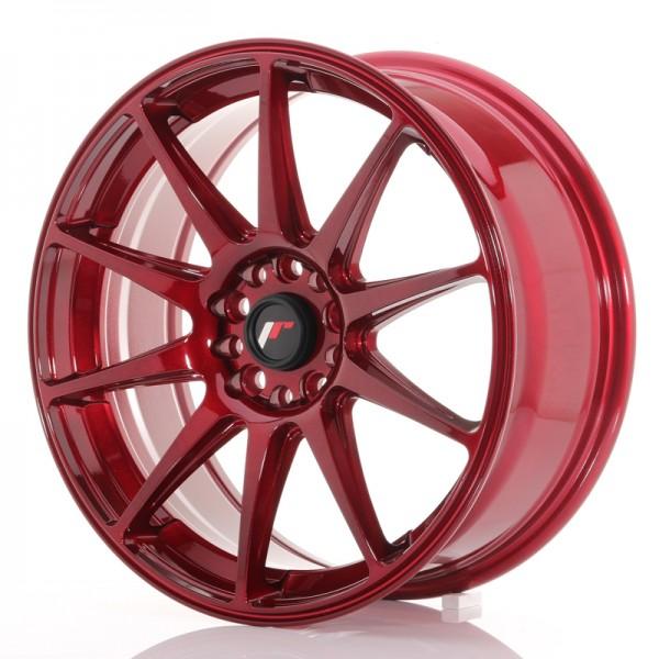 JR Wheels JR11 18x7,5 ET40 5x112/114 Platinum Red