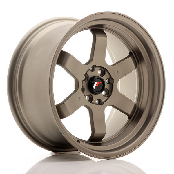 JR Wheels JR12 17x9 ET25 4x100/114 Bronze