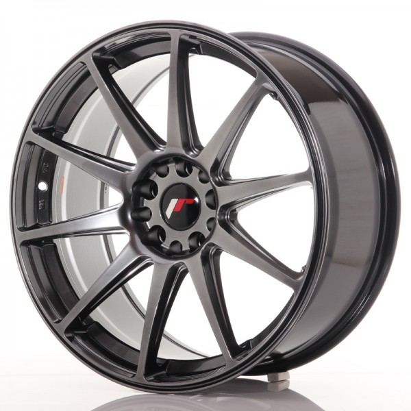 JR Wheels JR11 19x8,5 ET35 5x100/120 Hyper Black