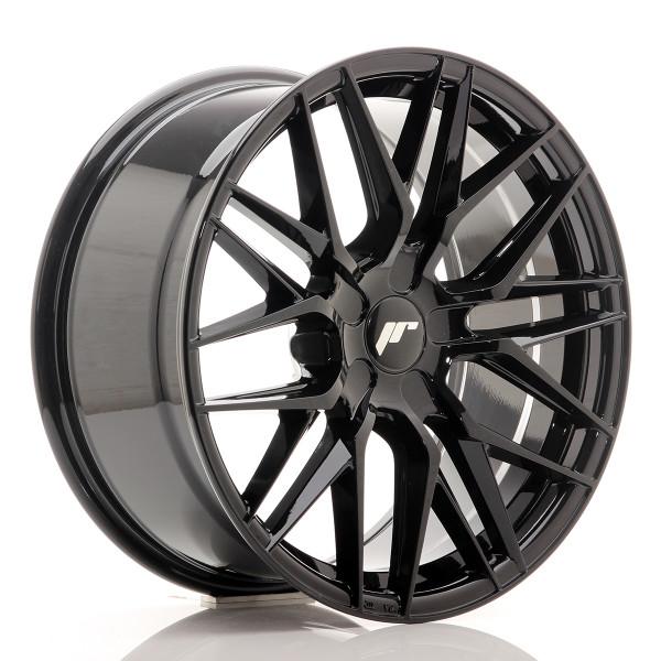 JR Wheels JR28 18x8,5 ET40 5H BLANK Gloss Black
