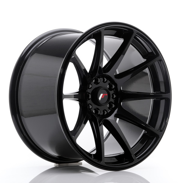 JR Wheels JR11 18x10,5 ET22 5x114/120 Gloss Black