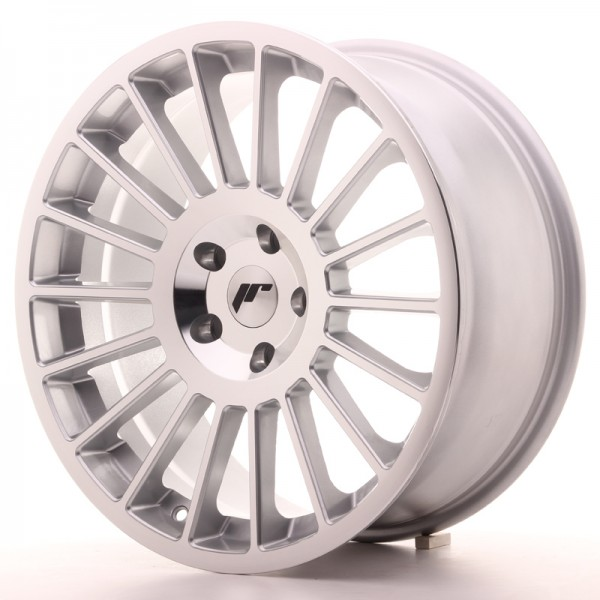 Japan Racing JR16 19x8,5 ET40 5x112 Silver Machine