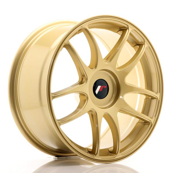 JR Wheels JR29 18x8,5 ET20-48 BLANK Gold