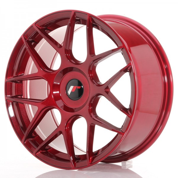 JR Wheels JR18 18x8,5 ET25-45 BLANK Platinum Red