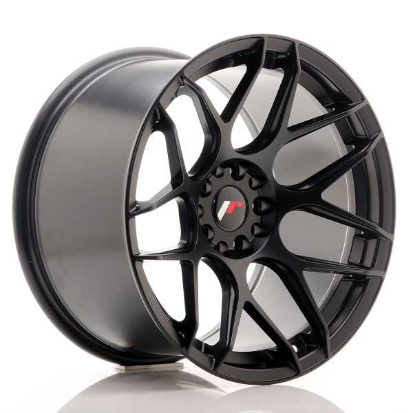 JR Wheels JR18 18x10,5 ET22 5x114/120 Matt Black