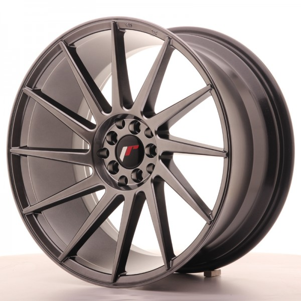Japan Racing JR22 19x9,5 ET35 5x100/120 Hyper Blac