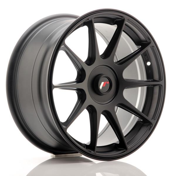 JR Wheels JR11 17x8,25 ET35 BLANK Matt Black
