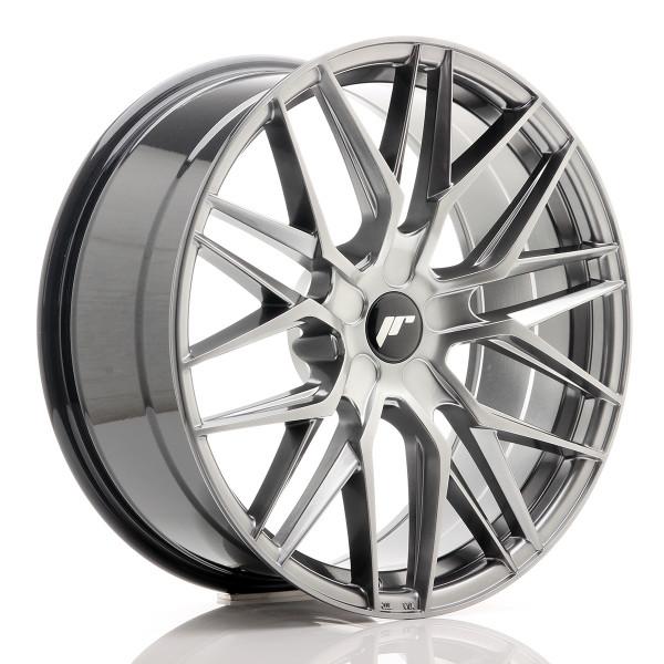 JR Wheels JR28 20x8,5 ET20-40 5H BLANK Hyper Black