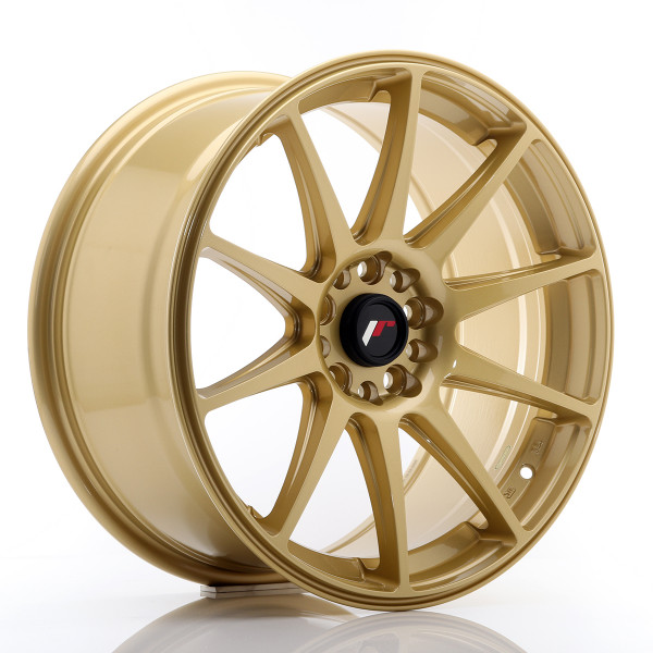 JR Wheels JR11 18x8,5 ET40 5x112/114 Gold