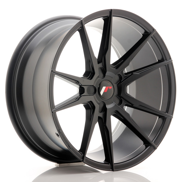 JR Wheels JR21 19x9,5 ET35-40 5H BLANK Matt Black