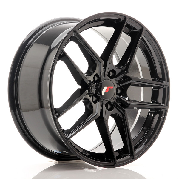 JR Wheels JR25 18x8,5 ET40 5x112 Gloss Black