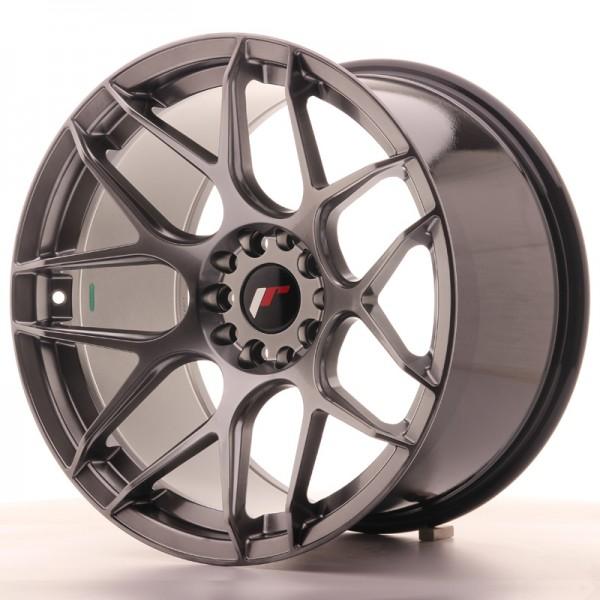 JR Wheels JR18 18x10,5 ET0 5x114/120 Hyper Black