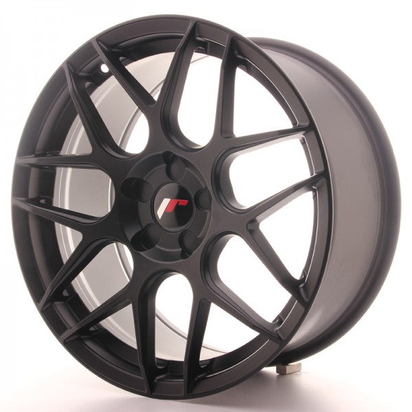 Japan Racing JR18 18x8,5 ET35-45 5H Blank MattBlac