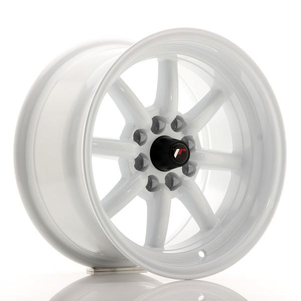 JR Wheels JR19 15x8 ET0 4x100/114 White