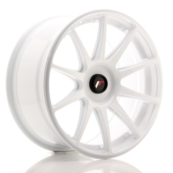 JR Wheels JR11 18x8,5 ET35-40 BLANK White