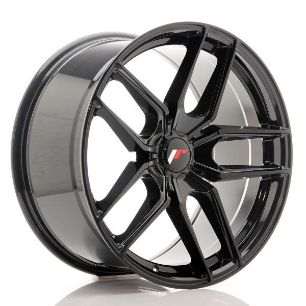 JR Wheels JR25 19x9,5 ET20-40 5H BLANK Gloss Black
