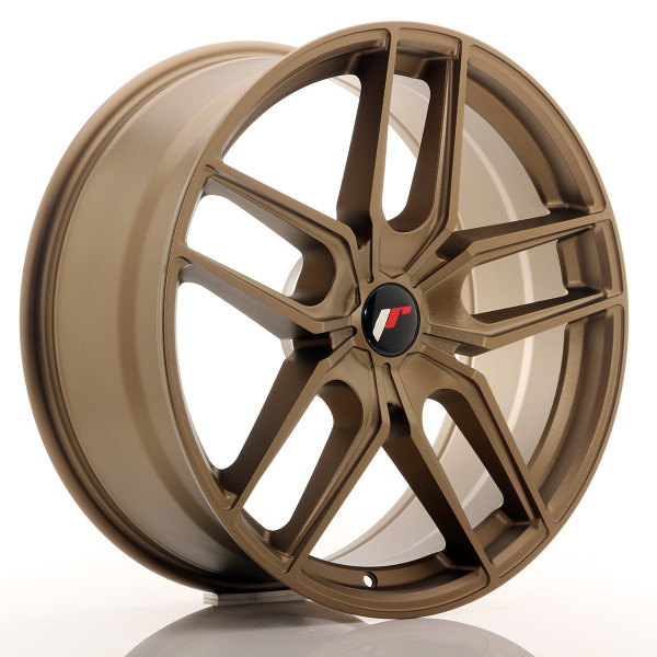 JR Wheels JR25 20x8,5 ET20-40 5H BLANK Bronze