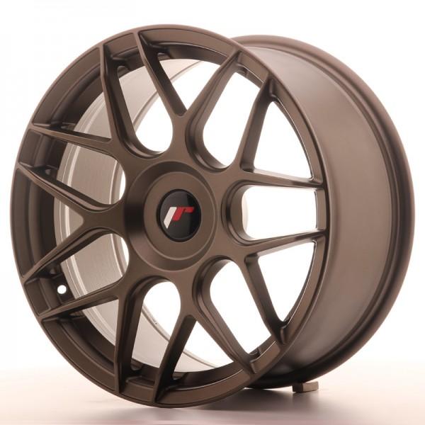 JR Wheels JR18 18x8,5 ET25-45 BLANK Matt Bronze