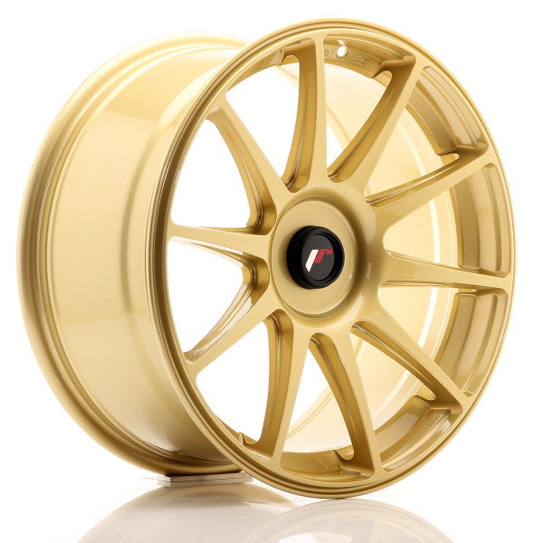 JR Wheels JR11 18x8,5 ET35-40 BLANK Gold