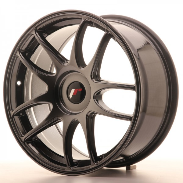 JR Wheels JR29 18x8,5 ET20-48 BLANK Hyper Black